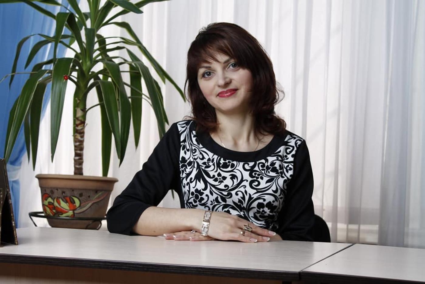 Оксана Лукомська